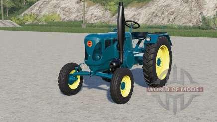 Lanz Bulldog D1616-D2816 para Farming Simulator 2017
