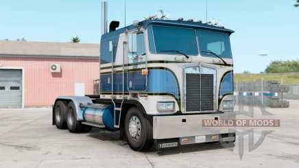 Kenworth K100E v1.3 para American Truck Simulator
