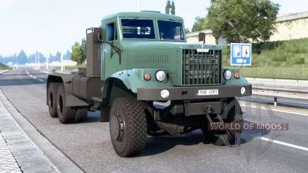KRAz 258 y 260B para Euro Truck Simulator 2