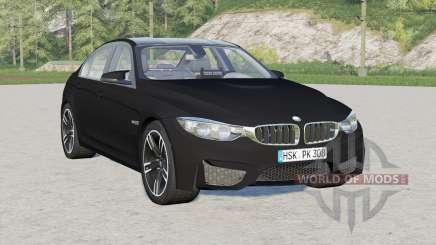 BMW M3 (F80) 2015〡 Policía para Farming Simulator 2017