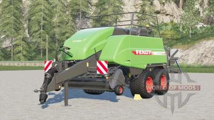 Fendt 1290 S XD〡 selección de ruedas para Farming Simulator 2017