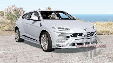 Lamborghini Urus 2018 para BeamNG Drive