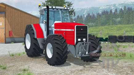 Massey Ferguson 8140〡animado tablero para Farming Simulator 2013