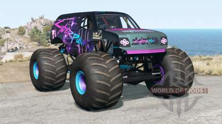 CRD Monster Truck v2.1 para BeamNG Drive
