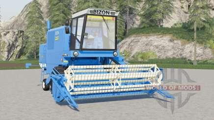 Configuraciones Bizon Super Z056〡more para Farming Simulator 2017