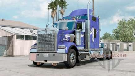 Kenworth W900B v1.2.39 para American Truck Simulator