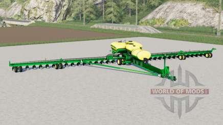 John Deere DB90〡tire opciones para Farming Simulator 2017
