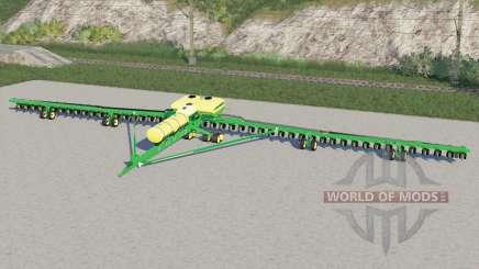 John Deere DB120〡tire opciones para Farming Simulator 2017