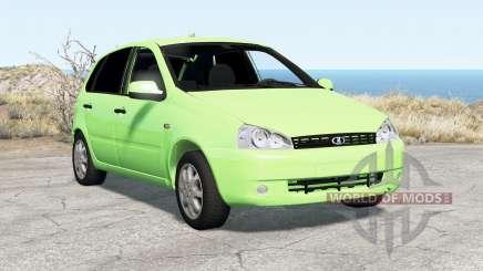 Lada Kalina (1119) 2007 para BeamNG Drive