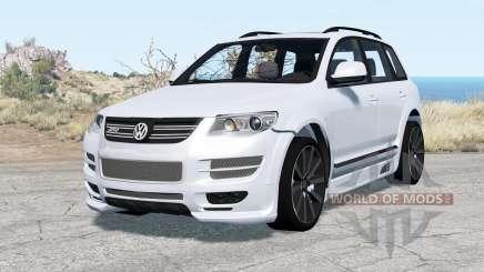 Volkswagen Touareg R50 (Typ 7L) 2007 v1.1 para BeamNG Drive