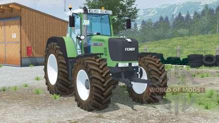 Fendt 926 Vario TMS〡anima a los guardabarros para Farming Simulator 2013