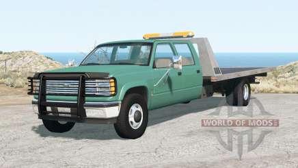 Gavril D-Series Crew Cab Rollback Upfit v1.02 para BeamNG Drive
