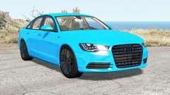 Audi A6 quattro sedan (C7) 2014 para BeamNG Drive