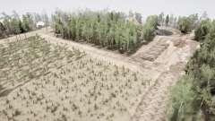 Distrito Forestal 4 v1.3 para MudRunner