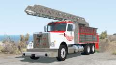 Gavril T-Series Ladder Fire Truck v1.2 para BeamNG Drive