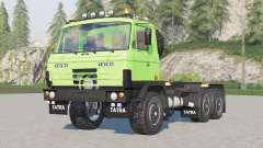 Tatra T815〡hooklift para Farming Simulator 2017