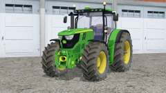 John Deere 6170R〡 control interactivo para Farming Simulator 2015
