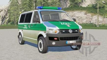 Volkswagen Transporter Kombi (T5) Zoll para Farming Simulator 2017