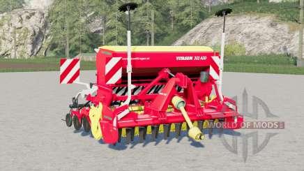 Pottinger Vitasem 302 ADD〡 corrección de cola para Farming Simulator 2017