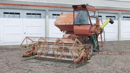Sk-5 Niva〡s cosecha para Farming Simulator 2015