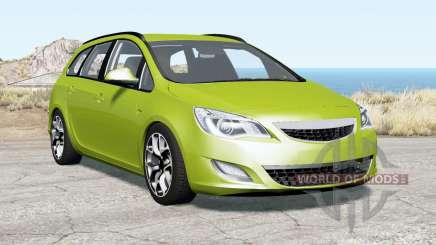 Opel Astra Sports Tourer (J) 2010 para BeamNG Drive