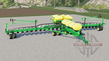 Mangueras de conexión 〡 John Deere DB60 para Farming Simulator 2017