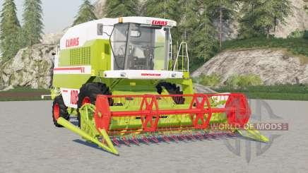 Claas Dominator 108 VX para Farming Simulator 2017