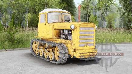 DT 75M Kazajistán para Spin Tires