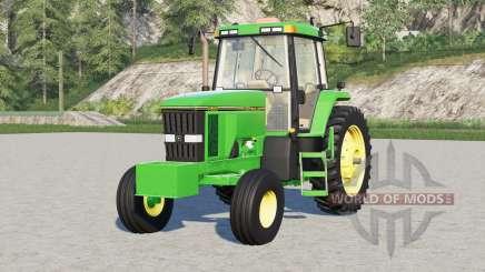 John Deere 7000 series〡 ruedas de grurow para Farming Simulator 2017