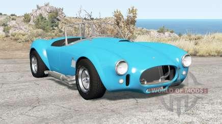 Shelby Cobra 427 (MkIII) v2.0 para BeamNG Drive