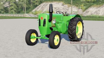 Lanz Bulldog D5016 para Farming Simulator 2017
