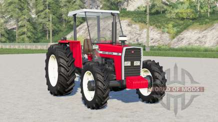 Massey Ferguson 200 series para Farming Simulator 2017