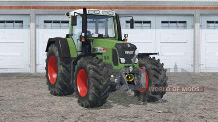 Fendt 820 Vario TMS〡extra pesos en ruedas para Farming Simulator 2015