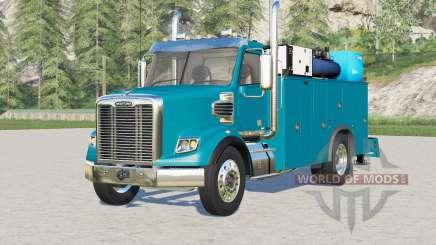 Freightliner 122SD Service Truck para Farming Simulator 2017