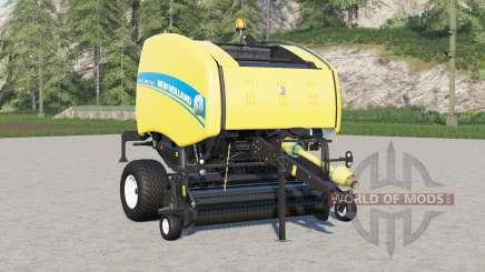 Nueva selección de roll-belt 150〡 ruedas de Nueva Holanda para Farming Simulator 2017