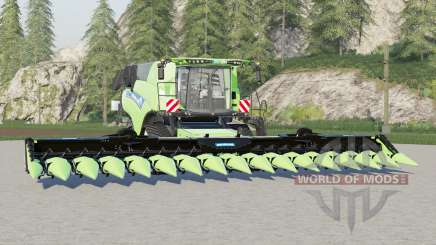 Nueva Holanda CR10.90 Revelación〡estopadora para Farming Simulator 2017