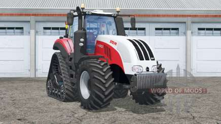 Steyr 6300 CVT RowTrac para Farming Simulator 2015