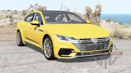 Volkswagen Arteon R-Line 2018 para BeamNG Drive