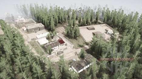 Ural 12: Rescate del MCT para Spintires MudRunner