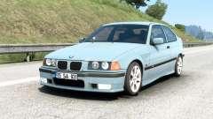 BMW M3 compact (E36) 1996 v1.7 para Euro Truck Simulator 2
