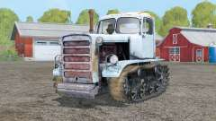 DT 75M Kazajstán〡un rastros para Farming Simulator 2015