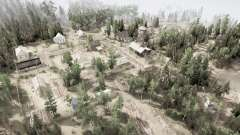 Pueblos antiguos v1.1 para MudRunner