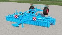 Lemken Heliodor 9-600 KA〡kurzscheibenegge para Farming Simulator 2017