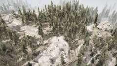 Región de los Urales v1.01 para MudRunner