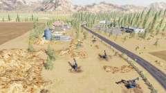 Washoe Nevada para Farming Simulator 2017