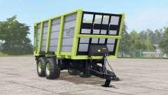 Kaweco Pullbox 8000H〡ree diferentes config neumáticos para Farming Simulator 2017