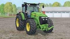 John Deere 7930〡 velocímetro dedigital para Farming Simulator 2015