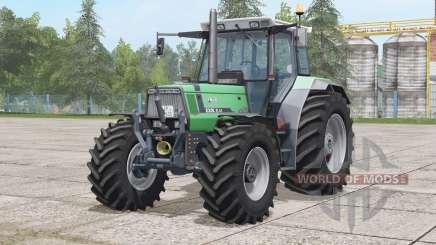 Deutz-Fahr AgroStar 6.31〡matro delantero extraíble para Farming Simulator 2017