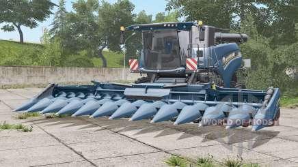 Nueva Holanda CR10.90〡scheiben getont para Farming Simulator 2017