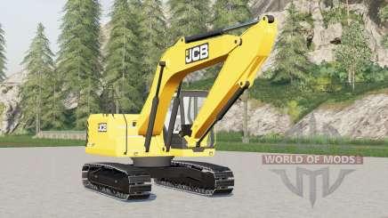 JCB 220X LC para Farming Simulator 2017